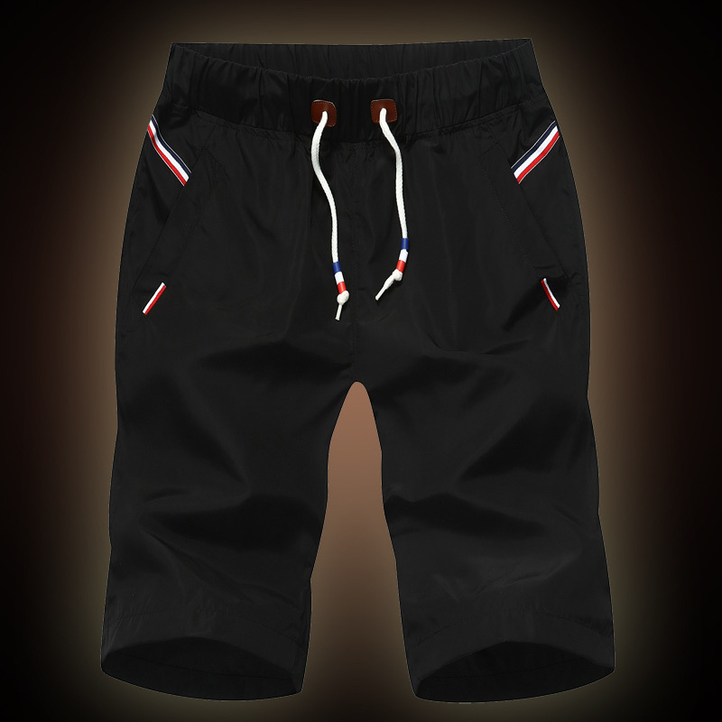 Pants Men Black Straight-cut Solid Breathable Men's Clothing Accessories Korean Fashion Clothing Funny Waterproof Pants Mens 887