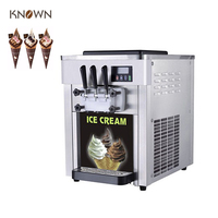 Soft Ice Cream Machine Sweet Cone Ice Cream Maker Yogurt Ice Cream Machine hard ice cream