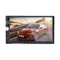 7026TM 7 Touch Screen Car MP5 Player Support Bluetooth USB FM Car Radio SD Card Phone