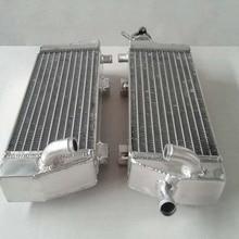 Обувь по заводским ценам алюминиевый радиатор для KTM 2008-2012 125/200/250/300 SX EXC/MXC