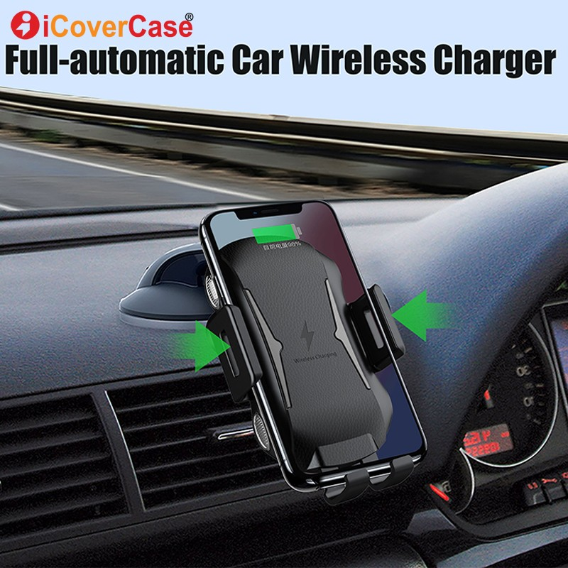 Image 5 - Fast Wireless Charger For Ulefone power 5 5s Armor X 6 Qi Charging Pad for Doogee S70 Lite BL9000 Car Phone Holder Accessory-in Mobile Phone Chargers from Cellphones & Telecommunications