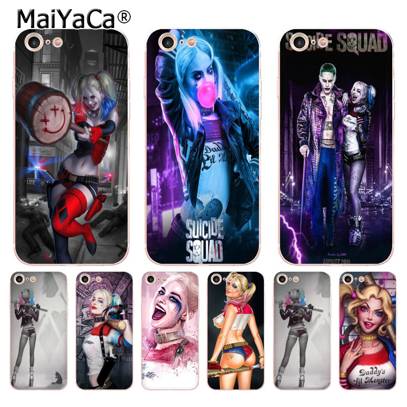 Top 8 Most Popular Harley Quinn Iphone 4 Brands And Get Free