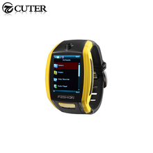 2015 kühlen F6 Bluetooth Smart-armbanduhr mit Kamera Touchscreen, Mp3-player Sport Smartwatches Smart Handgelenk Telefon freeshipping