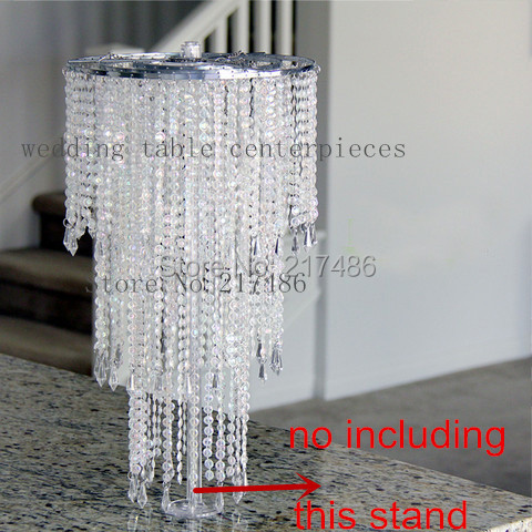 Crystal table top chandelier centerpieces for weddings table crystal table top chandelier centerpieces for weddings table wholesale in glow party supplies from home garden on aliexpress alibaba group aloadofball Images