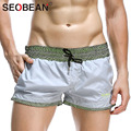 SEOBEAN Brand Mens Short Bottoms Jogger Boxers Shorts Workout Man Fitness Sweatpants Active Fashion Men Cargo Trunks Casual Wear