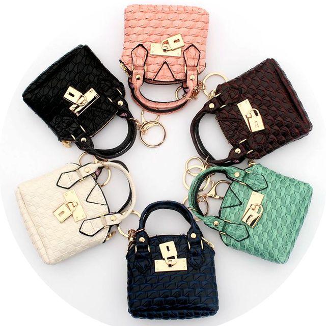 Coin purse fashion handbag model coin bag