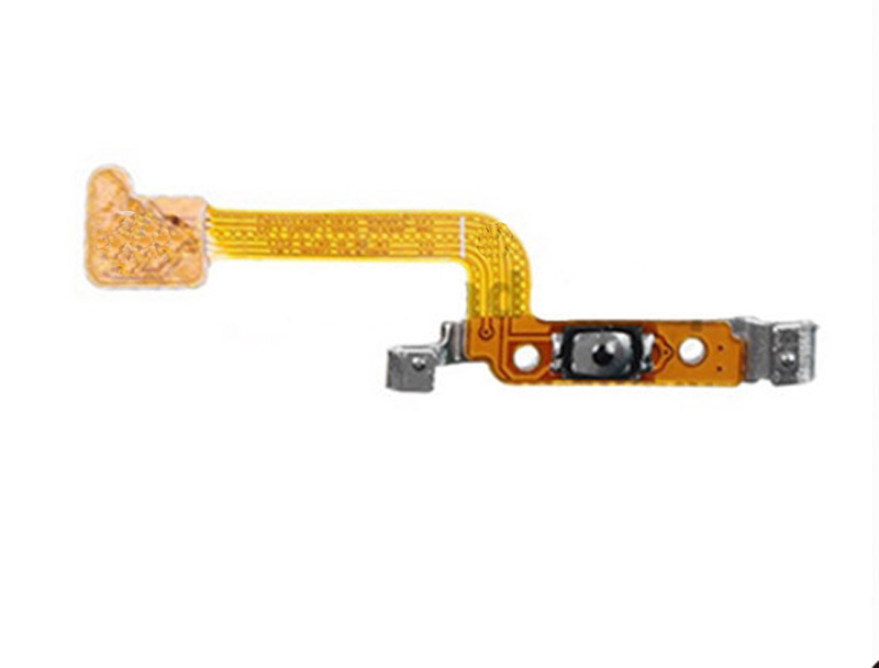 Switch On/Off Power button Ribbon Flex cable Replacement Parts For Samsung Galaxy S6 G920 Free Shipping