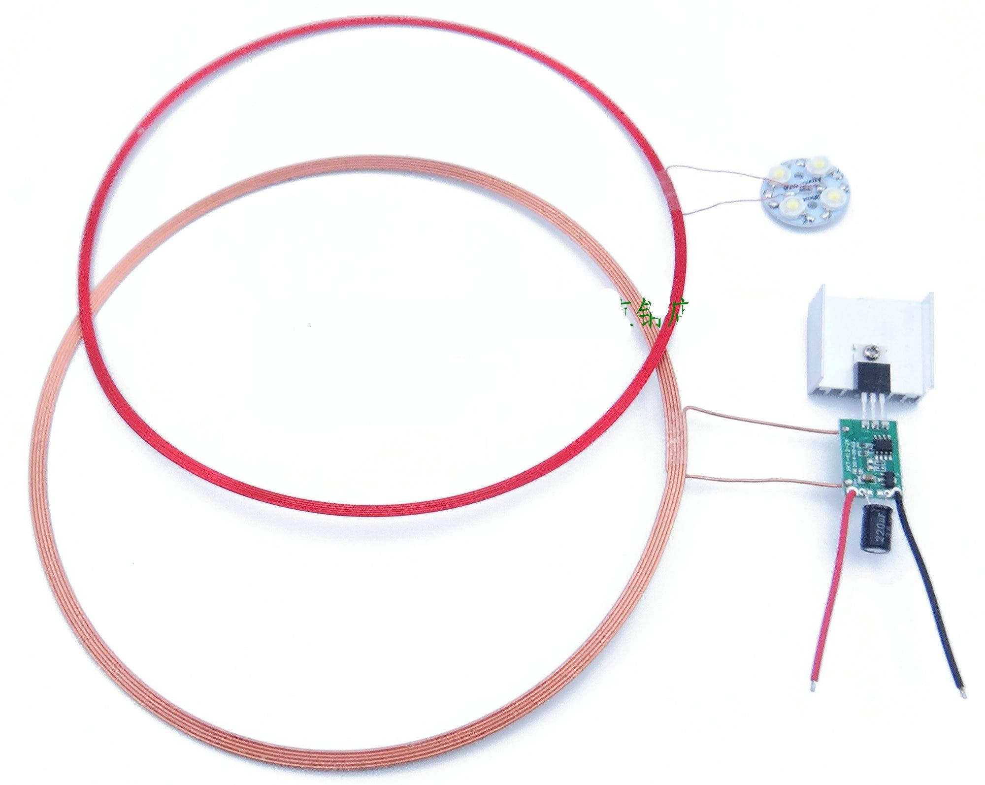 600mm DC Long Distance Wireless Transmission Module Wireless Power Supply Module XKT801 04