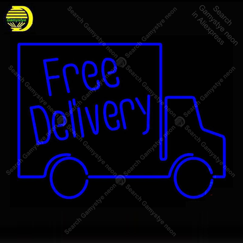 NEON SIGN For Free Delivery With Van NEON Bulbs Sign Lamp Decor Room Store Shop Room Handcraft Beer Sign neon lights for saleNEON SIGN For Free Delivery With Van NEON Bulbs Sign Lamp Decor Room Store Shop Room Handcraft Beer Sign neon lights for sale