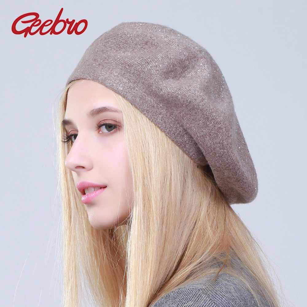 Detail Feedback Questions About Geebro Women S Beret Hat Casual