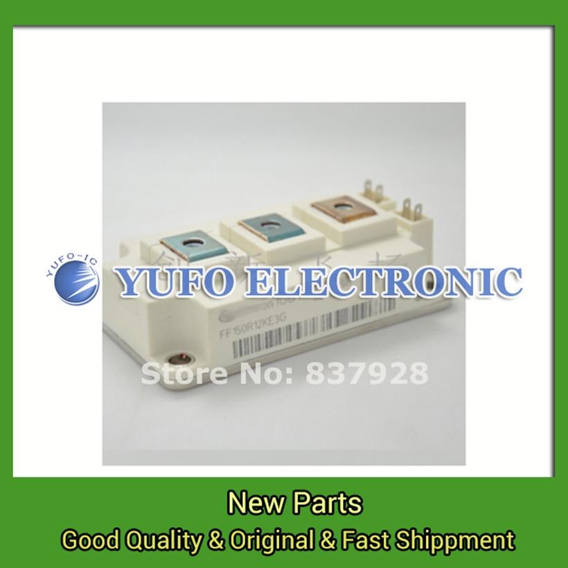 Free Shipping 1PCS FF150R12KE3G Power Modules original new supply advantages Welcome to order YF0617 relay free shipping 1pcs skm195gal126d semikron power modules new original yf0617 relay