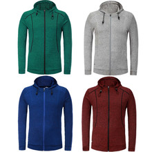 Мужские куртки, свитер, компрессионные, для занятий спортом на открытом воздухе, для футбола, фитнеса, Чулки с капюшоном, на молнии, светоотражающая куртка 1006