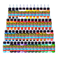 Solong Tinta Del Tatuaje 54 Colores Set 1 oz 30 ml/Bottle Pigmento Del Tatuaje Kit TI301-30-54