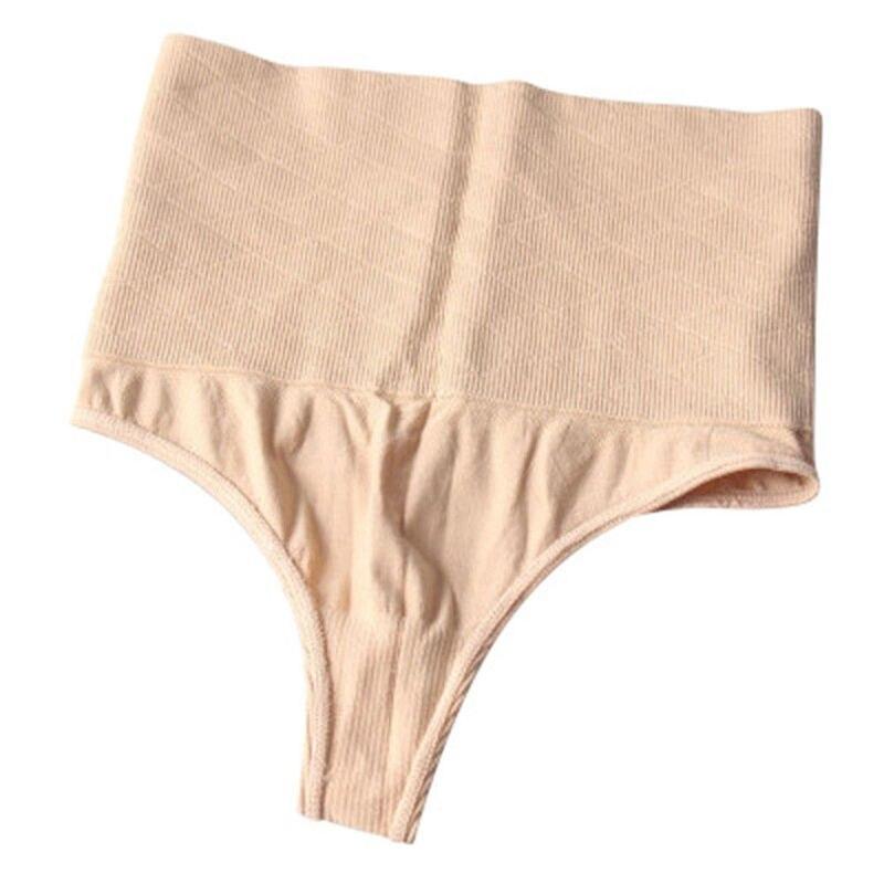 1 PC Women High Waist Lifter Shapewear Shorts Thong Body Shaper Butt  Panties Underwear