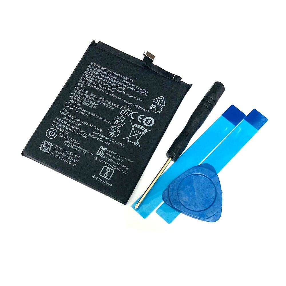 3.85 V 3650 mAh Bateria HB436380ECW Para Huawei P30 ELE-L09 ELE-L29 ELE-AL00 ELE-TL00