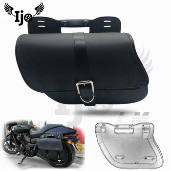 Alforjas para mochila pernera, bolsa para moto, alforjas para Vespa, harley Davidson,...