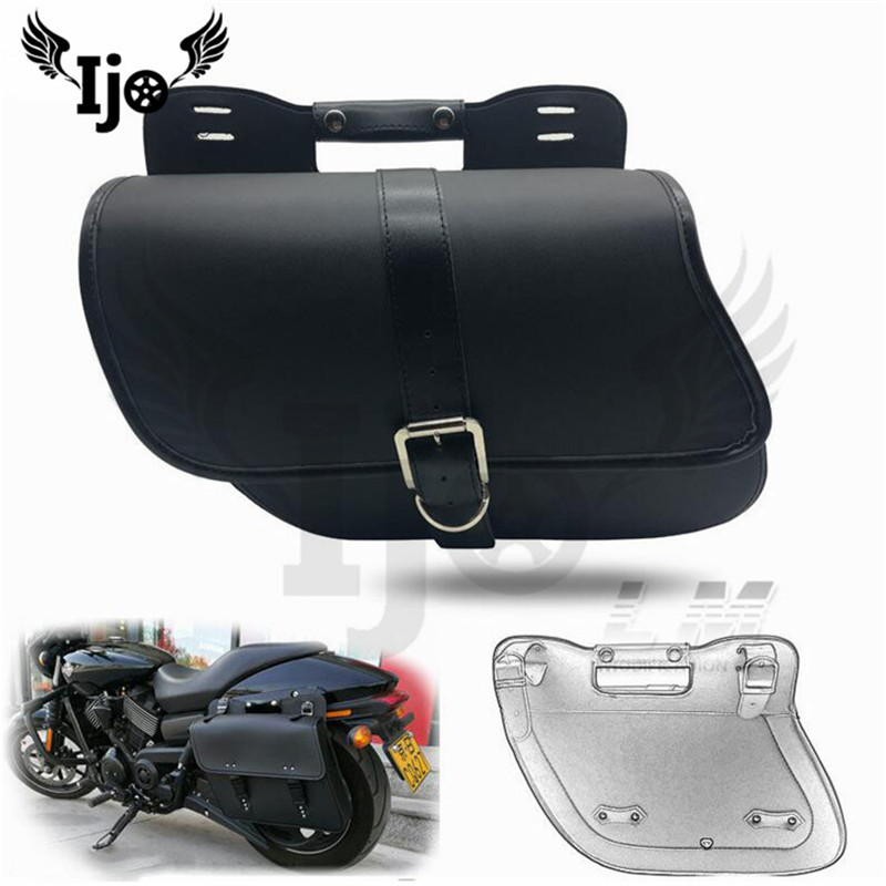 Alforjas para mochila pernera bolsa мото сума для Vespa harley Davidson softail sportster givi мото rcycle боковые седельные сумки