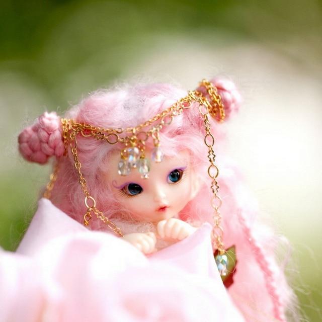 Fairyland FL Realpuki Roro Pink Smile Elves Toy