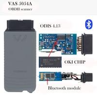 Newest VAS 5054A With OKI Chip VAS5054A Bluetooth ODIS 4 1 3 For VW AUDI SKODA