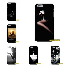 Silicone Skin Cover Your Own Picture Black Or White For Xiaomi Mi6 Mi 6 A1 Max Mix 2 5X 6X Redmi Note 5 5A 4X 4A A4 4 3 Plus Pro(China)