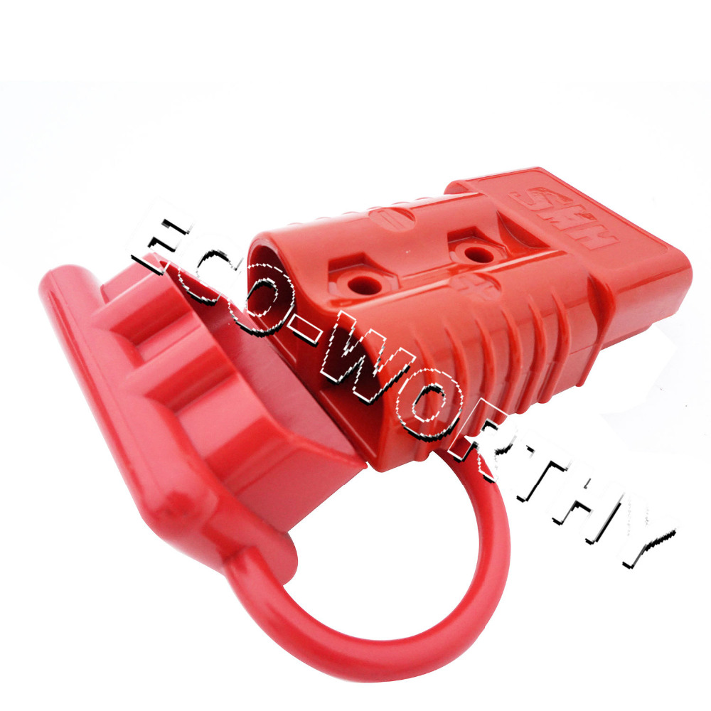battery quick connect disconnect wire harness plug connector for 12 36 volt 2awg [ 1000 x 1000 Pixel ]