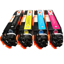 Color Toner Cartridge For HP CE310A CE311A CE312A CE313A 126A CE310 311 312 313