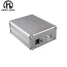 HiFi аудио USB декодер CM6631 USB для коаксиального оптического волокна усилитель USB асинхронный декодер