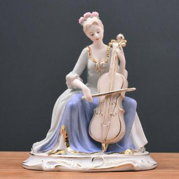 High-Quality Beautiful Ceramic Figurines