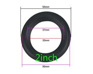 Новый размер спикер резиновая объемная подвеска ремонтные аксессуары для 2 дюймов 2,5 дюйма 3,5 дюйма 4 дюйма 4,5 дюйма 5,25 дюйма 6,5 дюйма 5*7