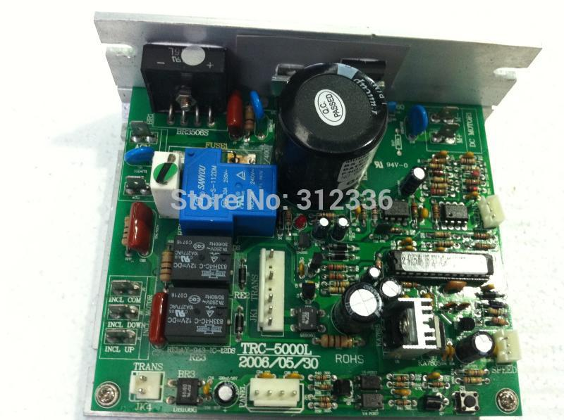 Free Shipping Motor Controller panel driver board SHUA OMA control circuit board family under the treadmill board accessories