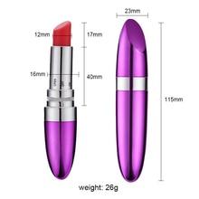 Portable Bullet Vibrator Clitoris Stimulator