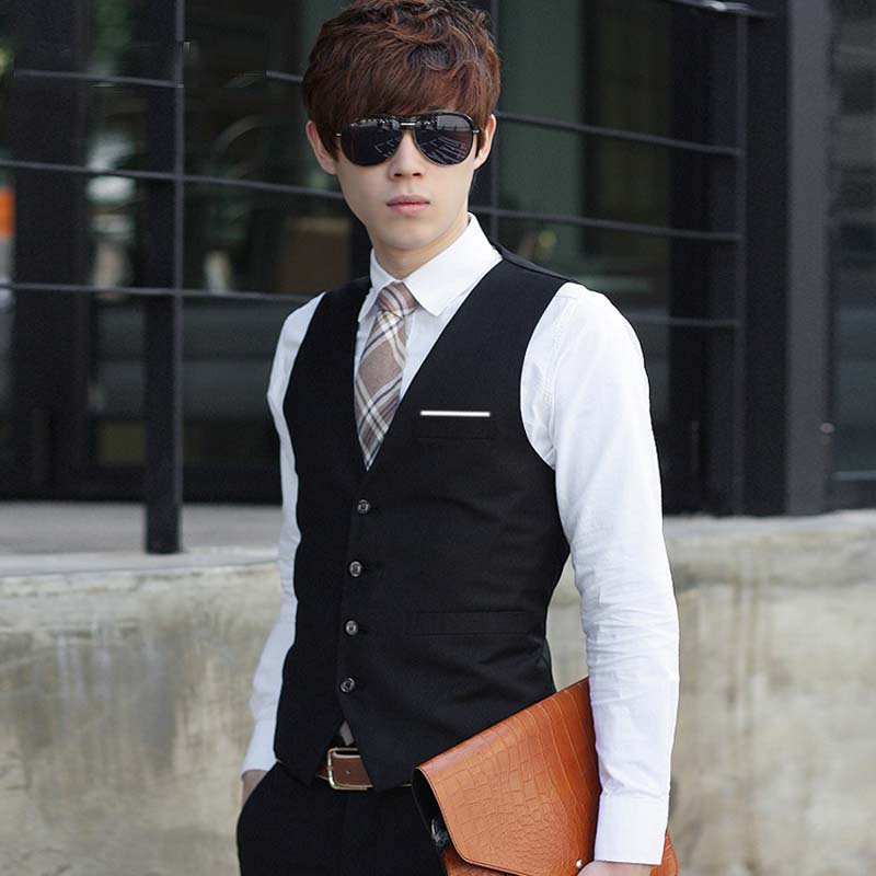 Casual-Slim-Suits-Vests-Mens-Waistcoats-Fitted-Colete-Sleeveless-Jacket-Formal-Dressed-Wedding-Blazer-Vest-Brand (2)