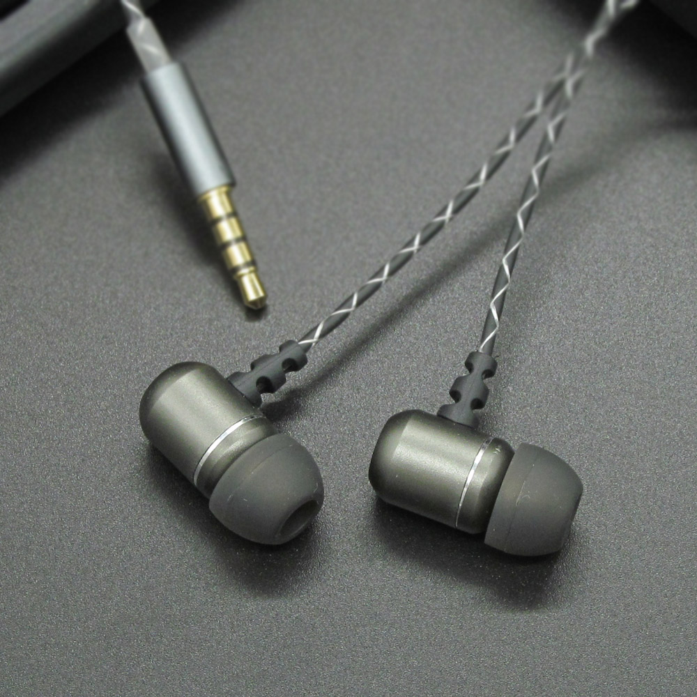 KST Super clear earphones Metal In-Ear earphones with Microphone for iPhone Huawei xiaomi Samsung mp3 mp4 cute cartoon cat claw style in ear earphones for mp3 mp4 more blue white 3 5mm plug