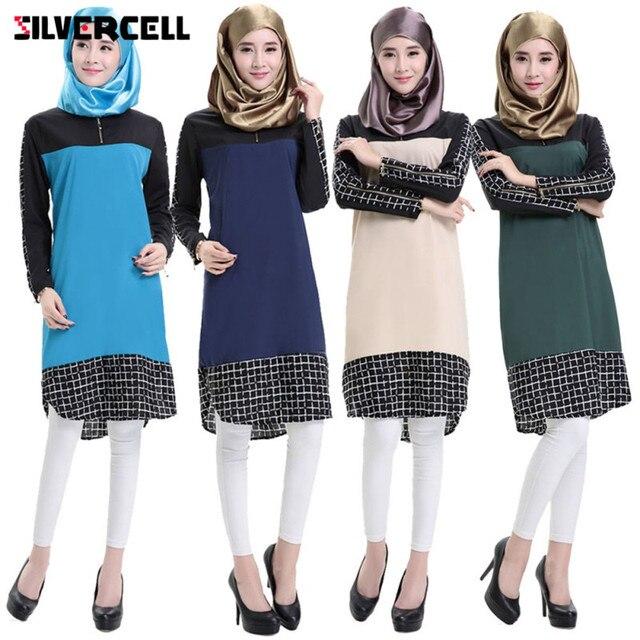 87de4cac4d World Apparel Arab Muslim Djellaba Turkish Fashion Woman Shirt Girls  Clothing Costume Women s Tops