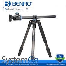Best Quality BENRO Professional Go Travel Tripods Kit  Digital Camera Tripod Top magnesium Alloy For SLR Cameras GC169TV1