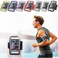 Couro sports correndo arm band case para lg g2 para google nexus 5 para samsung a5 s7 telefone arm bag banda titular bolsa de cinto cobrir