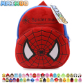 MAIHOO spiderman mochila Children gift kindergarten boy backpack Plush baby spider man school schooltas design kid plush toy bag