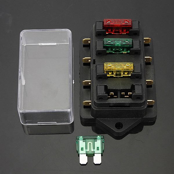 HTB1WY8eJFXXXXbRXXXXq6xXFXXXr 12 24v fuse holder box 4 way car vehicle circuit automotive blade 4 way fuse box at crackthecode.co