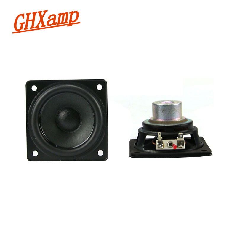 3 pulgadas altavoz de graves woofer 8OHM 20W neodimio multimedia de - Audio y video portátil