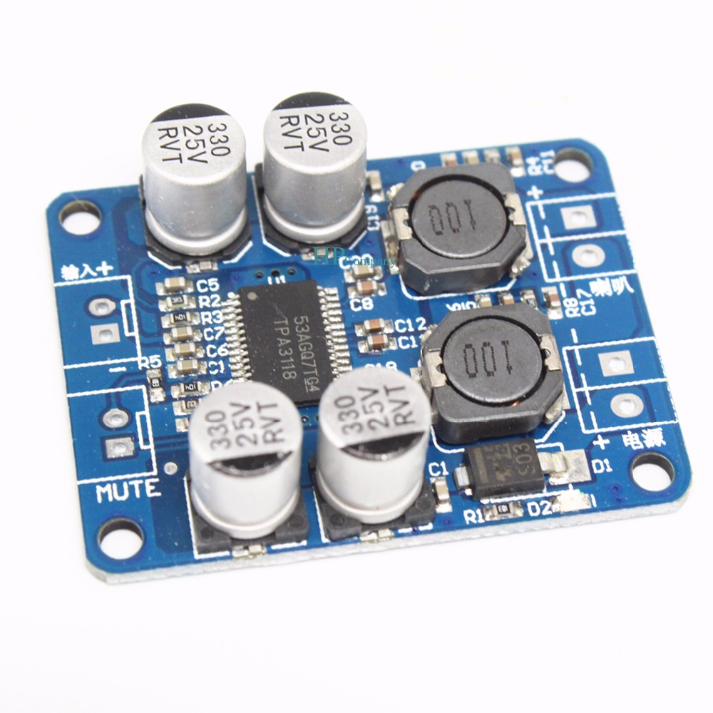 top 8 most popular audio amplifier mono module list and get