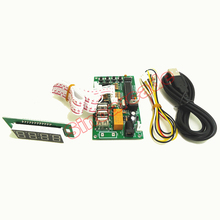JY-18B coin operated USB time board with separate display time control Power Supply for USB devices xbox joystick controller