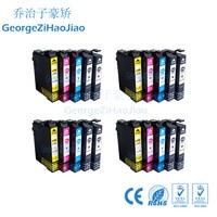 20X29 29XL 2991XL Epson mürekkep Kartuşları Için XP235 XP247 XP245 XP332 XP335 XP342 XP345 XP435 XP432 XP442