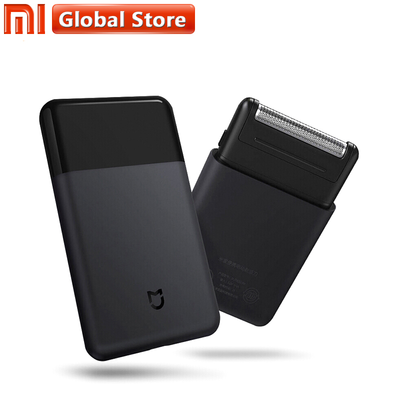 Original Xiaomi Mijia Electric Shaver For Men Rechargeable Smart Mini Portable Razor Shaver Travel Wireless Xiaomi