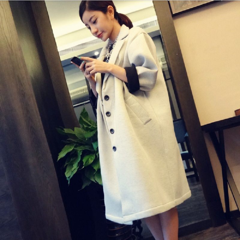 ФОТО 2016 Autumn Winter Maternity Coat Maternity Clothing jacket trench Maternity outerwear maternity clothes Pregnant coat 16846