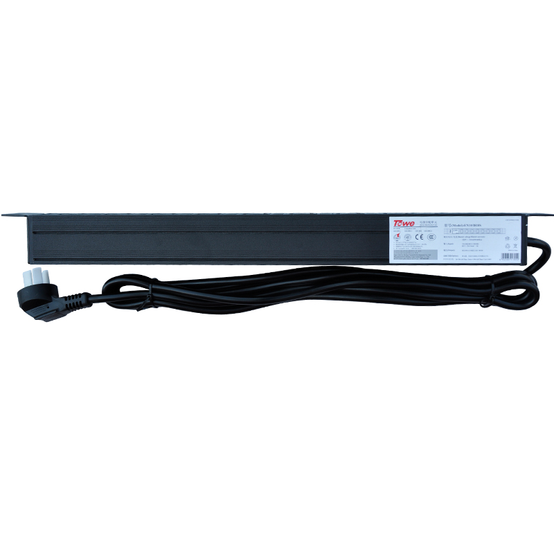 TOWE EN10 / I818S 10A 8 YOL IEC320 C13 19 inç Kabine soket SPD - Güvenlik ve Koruma - Fotoğraf 3