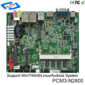 Image 4 - 2019 新しいボードミニラップトップコンピュータのマザーボードのインテル Atom N2800 ミニ PC マルチポート産業用マザーボード