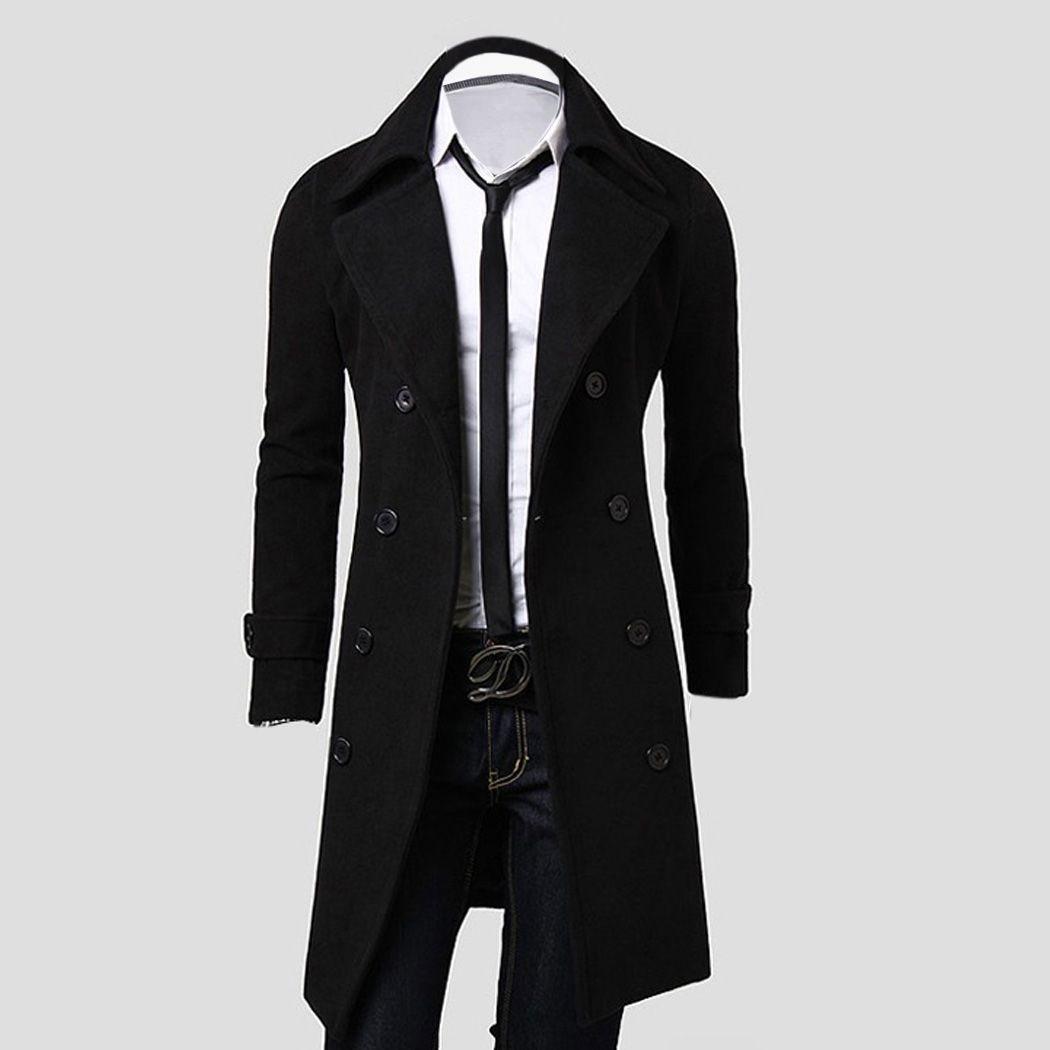 Black Winter Jacket Mens - Fashion Ideas