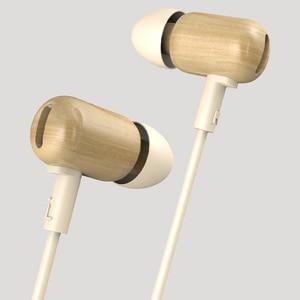 Image 5 - Original DZAT DF 10 In Ear Earphone 3.5mm Heavy Bass HIFI earbud DIY Wooden DJ headsets With Microphone