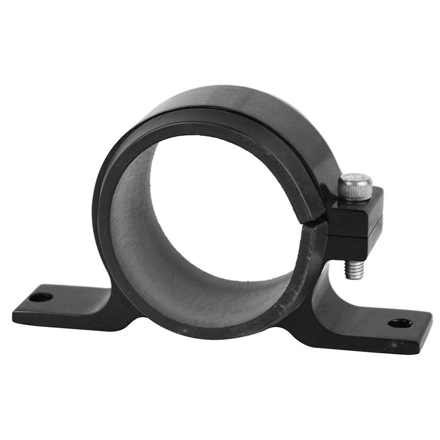 Aluminum Alloys 60mm Fuel Filter Bracket Mount Clamp Cradle For Bosch 044 Pump Billet Black In Universal Car From Automobiles Motorcycles On
