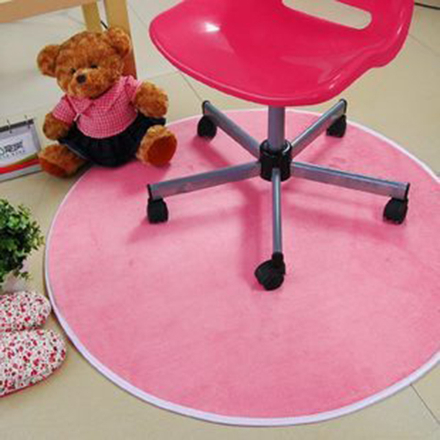 High Quality Round Computer Chair Comfy Mat Bedroom Living Room ...
